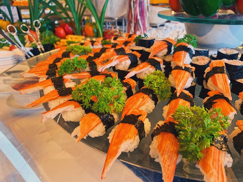 xu huong to chuc tiec buffet 04